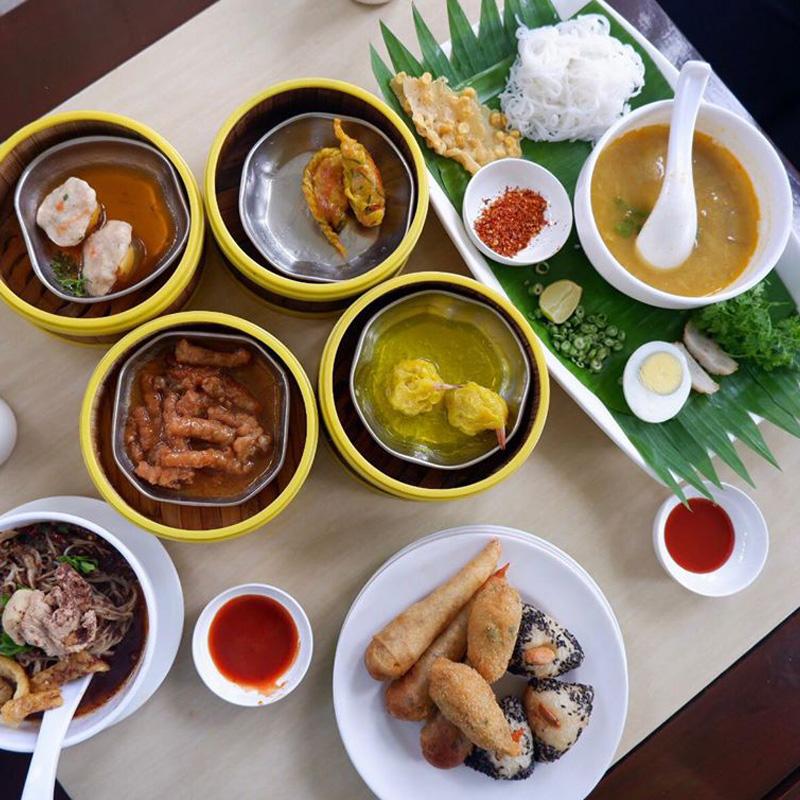I Bar Dim Sum & Restaurant