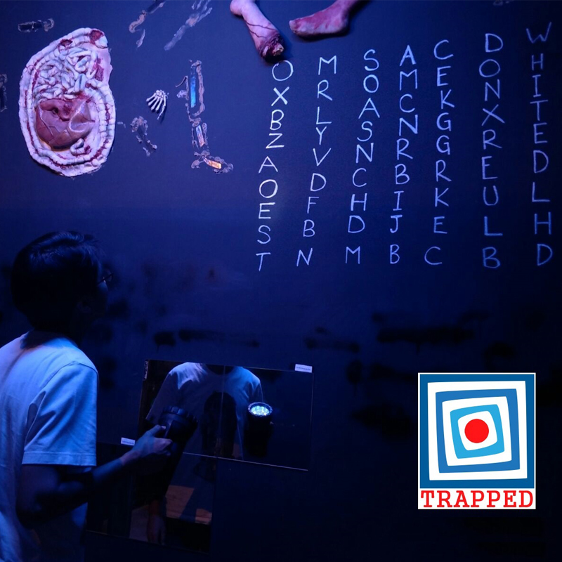 Trapped Escape Room (Online)