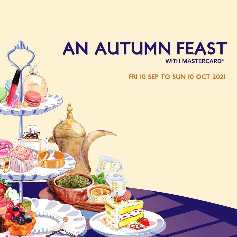 An Autumn Feast with Mastercard®