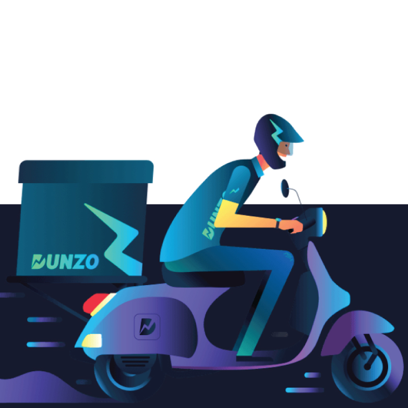 Dunzo for all your delivery needs