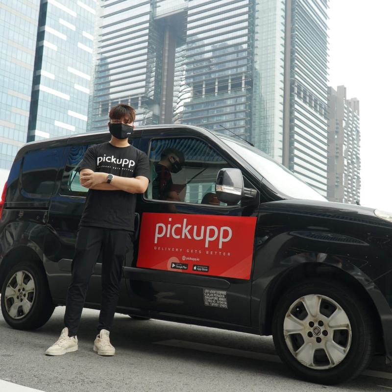 Pickupp Singapore