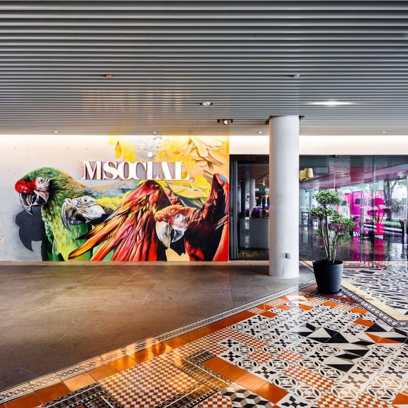 M Social Hotel Singapore