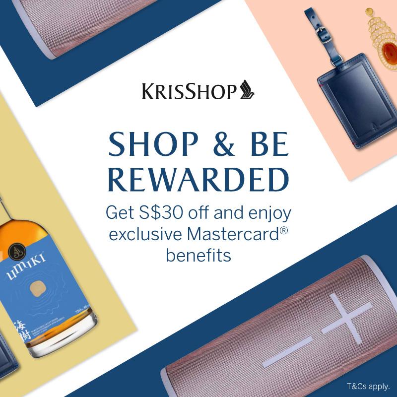 KrisShop - Shop and Be Rewarded
