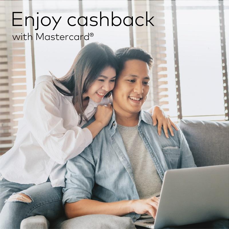 Mastercard E-commerce Cashback Mall