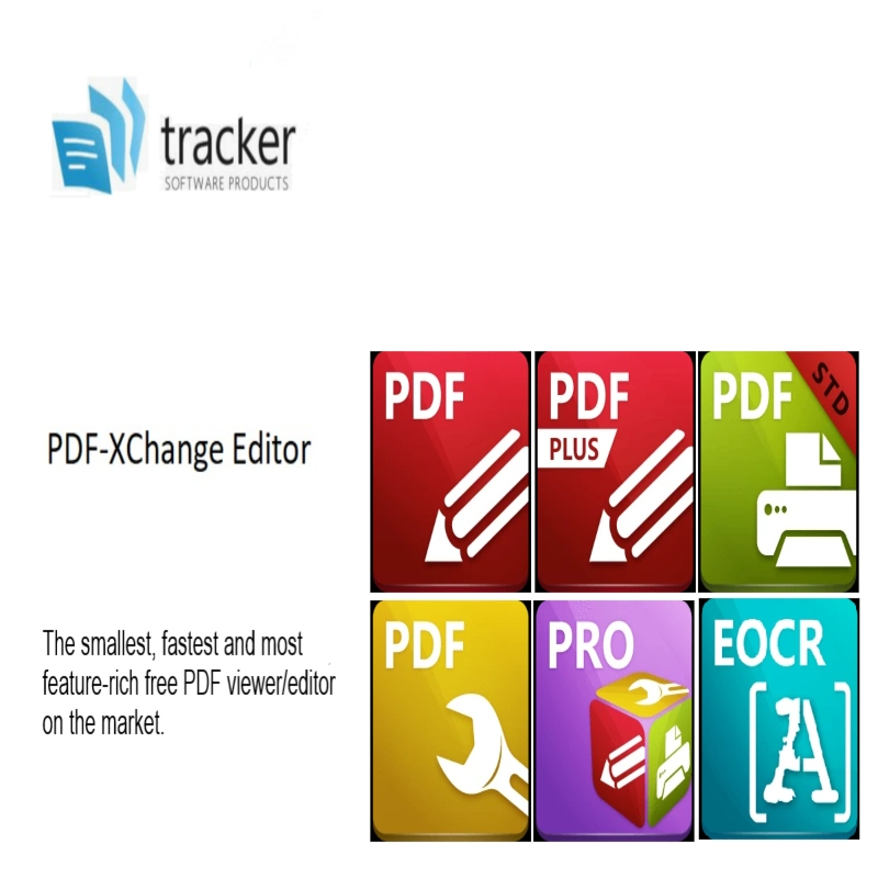 Tracker Software