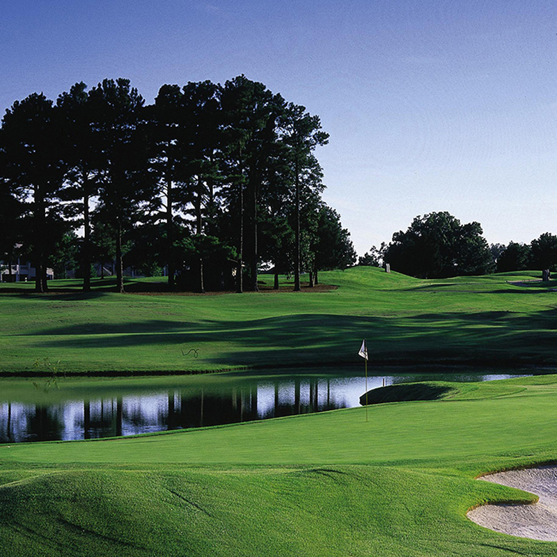 Tee off at TPC Southwind...