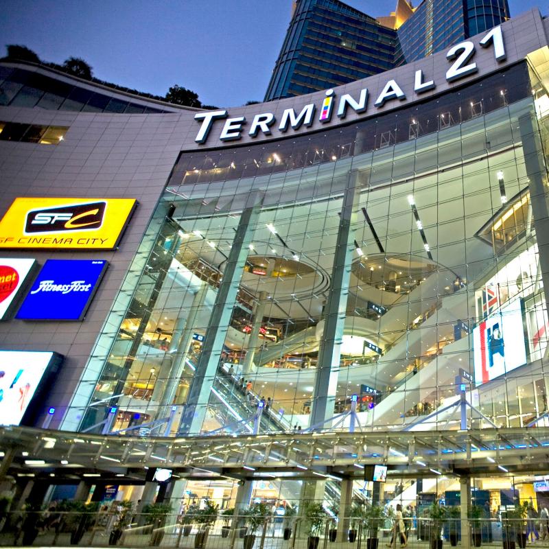 Terminal21 Asok Shopping Mall