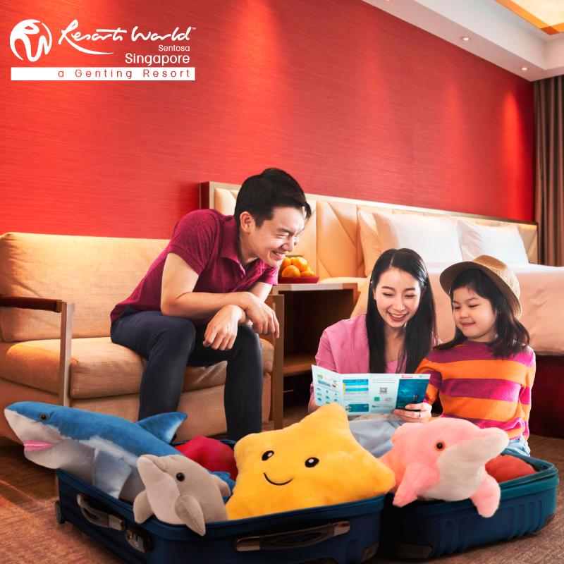 Resorts World™ Sentosa...
