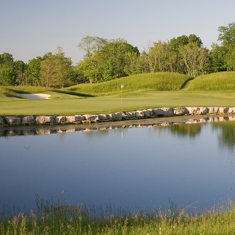 Tee off at TPC River's Bend in Ohio