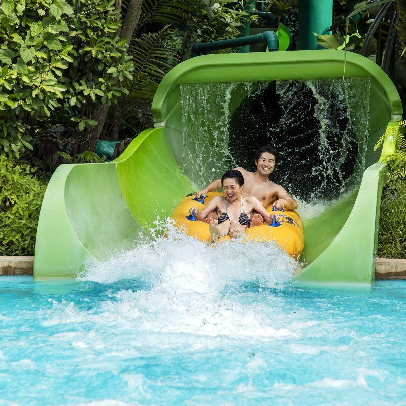 Adventure Cove Waterpark...