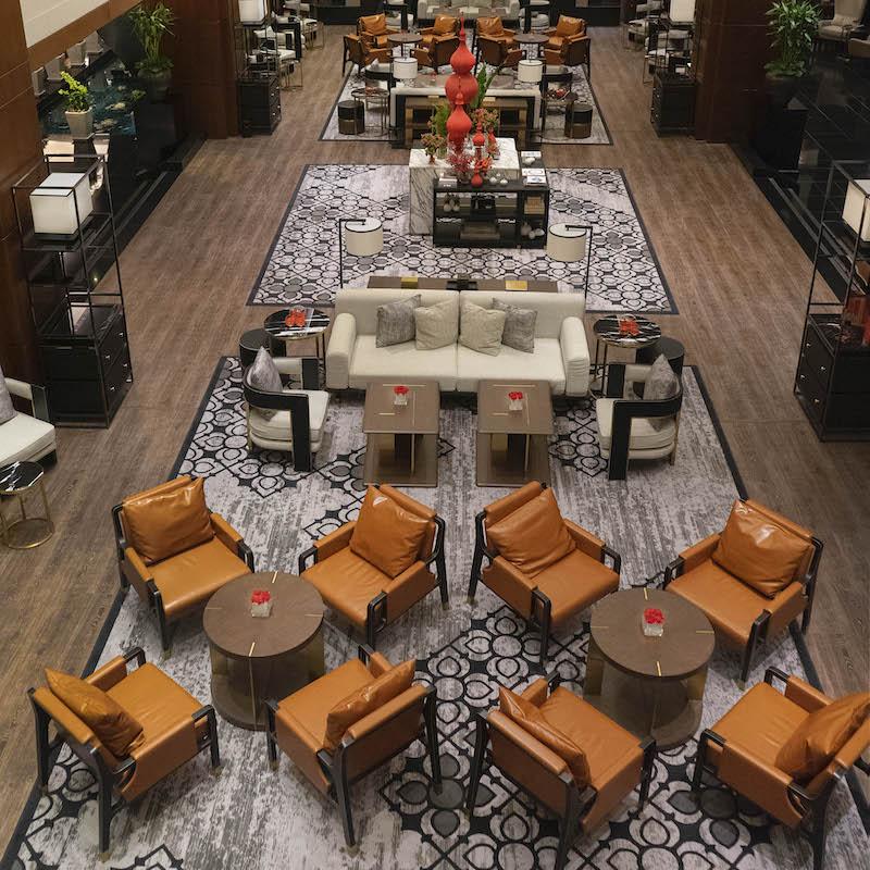 Lobby Lounge, JW Marriott...