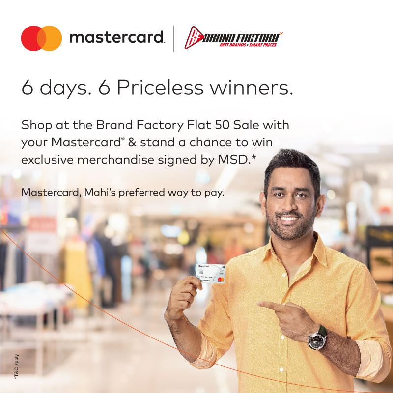 6 days. 6 Priceless Winners