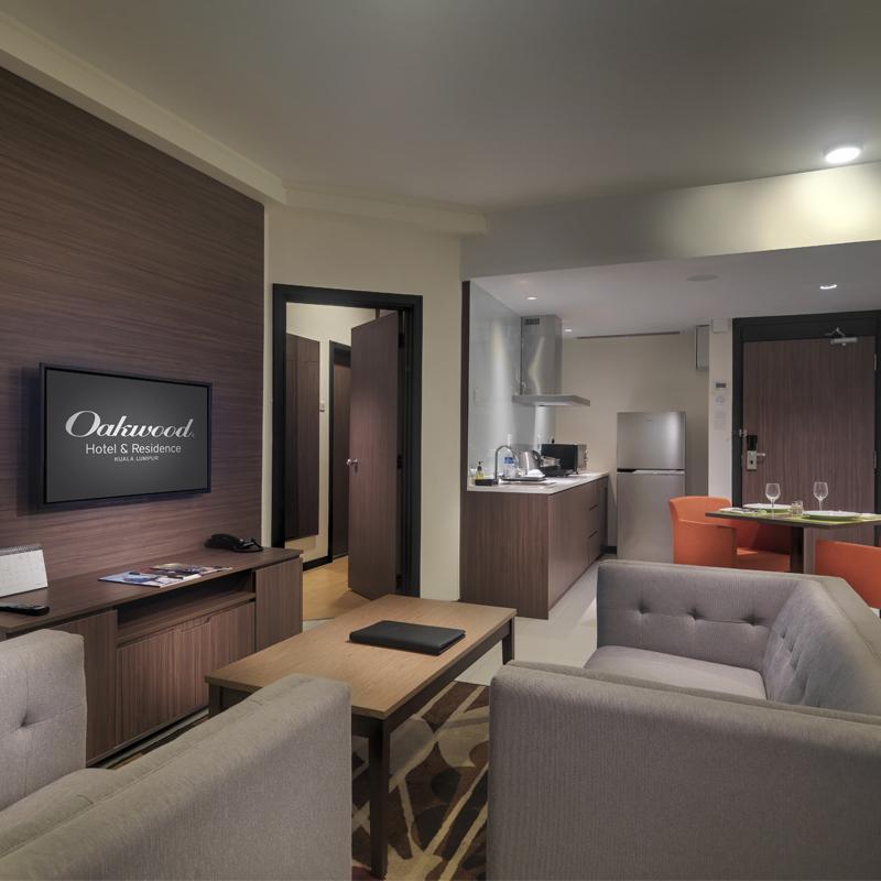 Oakwood Hotel & Residence...