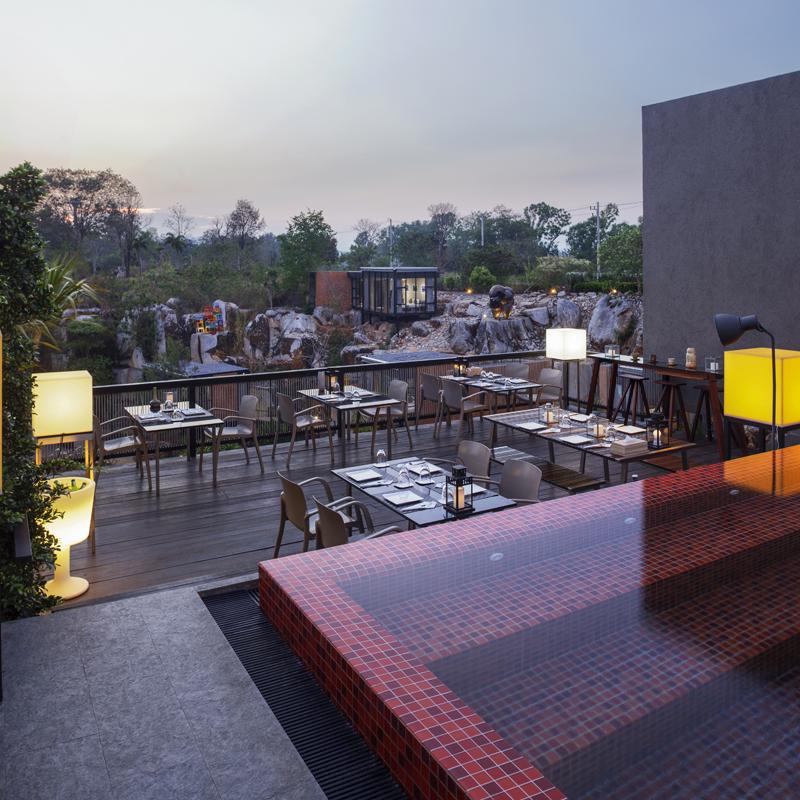 Nhapha Khao Yai Resort