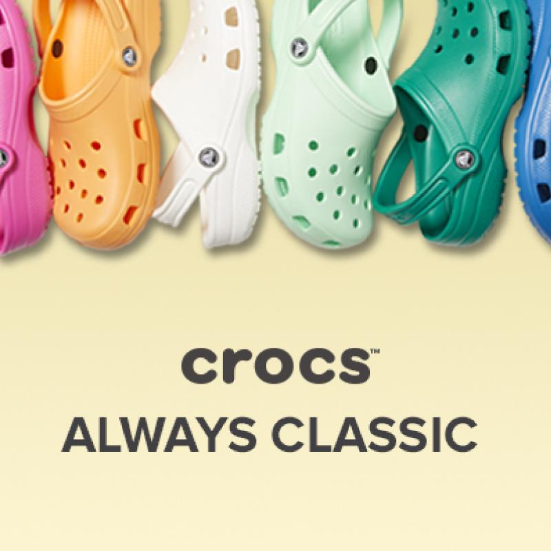 Crocs India
