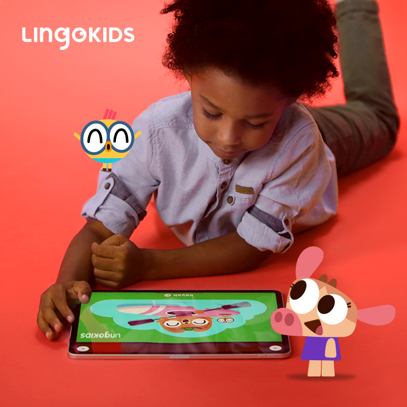 Lingokids - the playlearning™ app