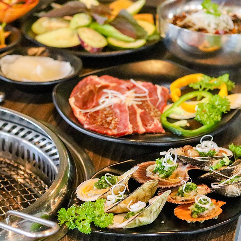 Jogae BBQ & Hotpot Korea