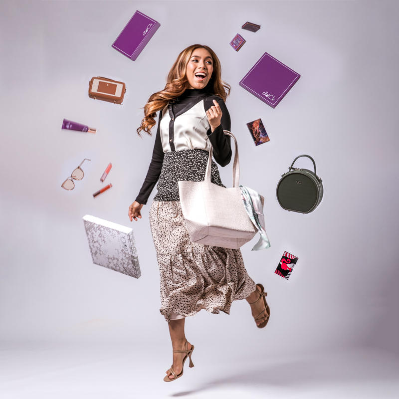 FashionValet (online & in-stores)