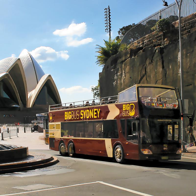 Big Bus Tours Sydney