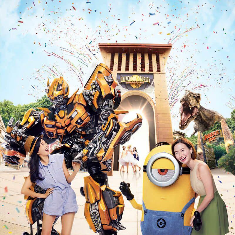 Universal Studios...