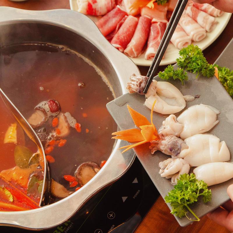 Rakuen Hotpot Buffet Restaurant